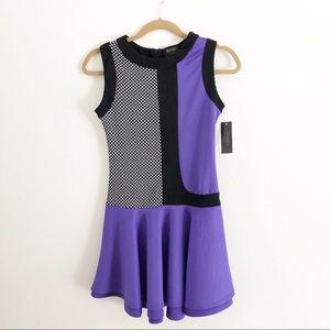 Laundry by Shelli Segal sleeveless dress. Size12